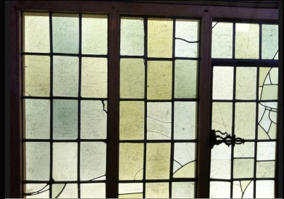 Large birth place window