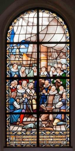 Beguinhof window