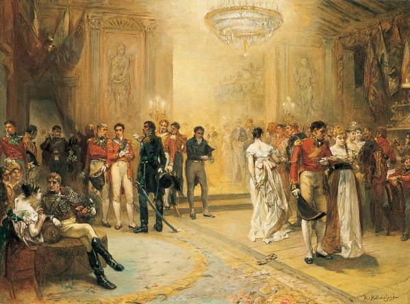 Waterloo ball