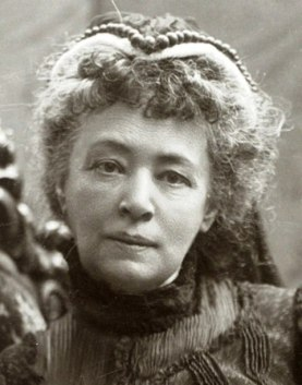 Alfred Nobel girlfriend Bertha von Suttner