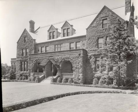 Longyear Brookline Home