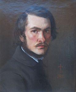 Lundbye,_J_Th_(self-portrait_1841,_Glyptoteket)